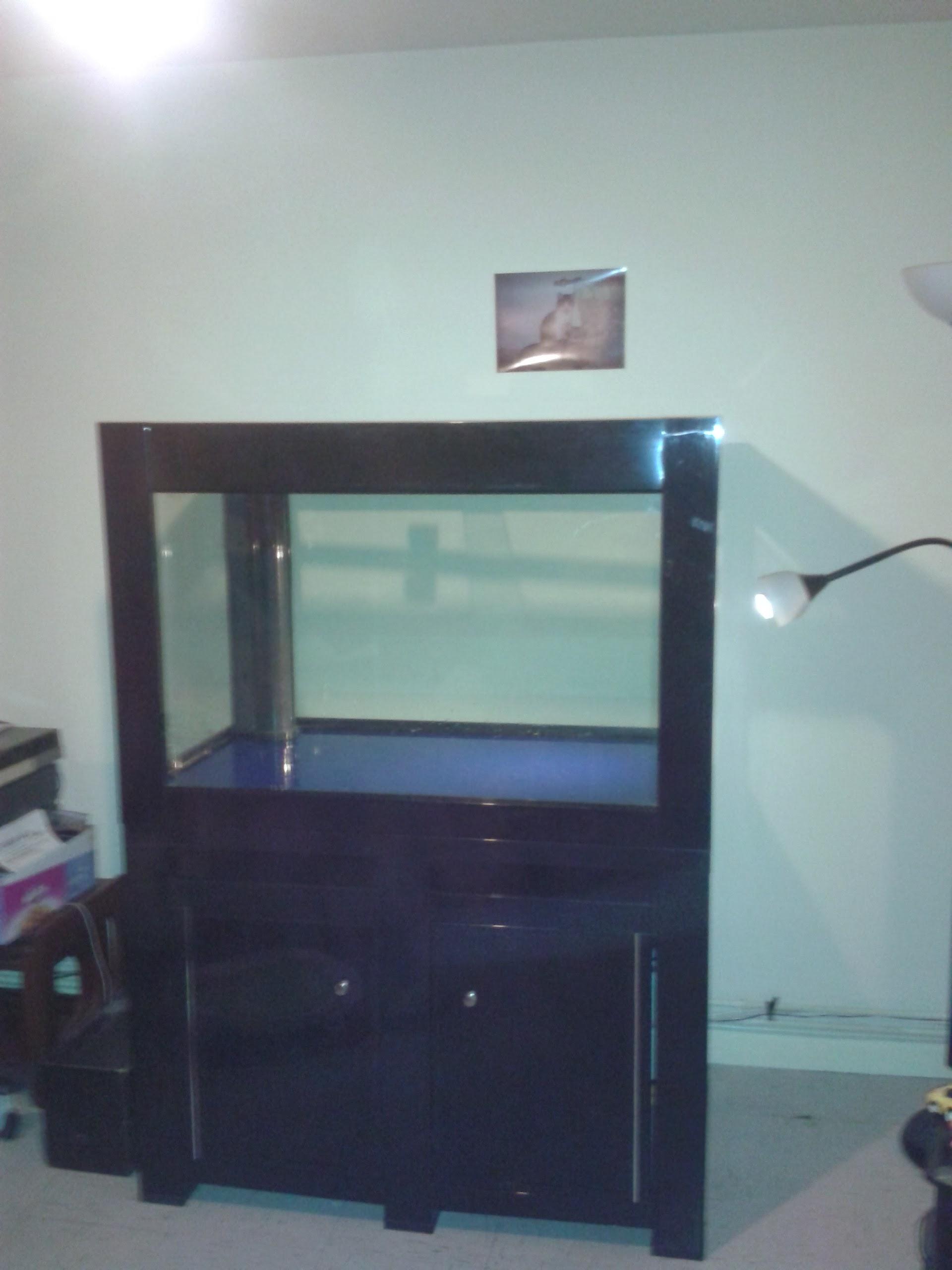 Aquarium Build Take 2 Part 1